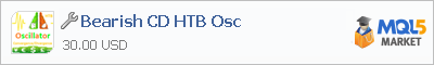 Анализатор Bearish CD HTB Osc