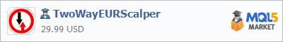 Советник TwoWayEURScalper