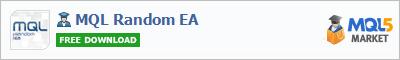 Купить эксперта MQL Random EA в магазине систем алготрейдинга