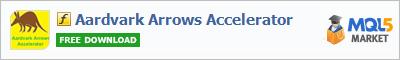 Купить индикатор Aardvark Arrows Accelerator в магазине систем алготрейдинга