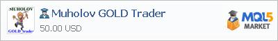Купить эксперта Muholov GOLD Trader в магазине систем алготрейдинга