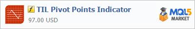 Индикатор TIL Pivot Points Indicator