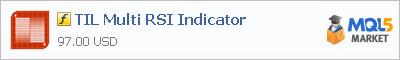 Купить индикатор TIL Multi RSI Indicator в магазине систем алготрейдинга