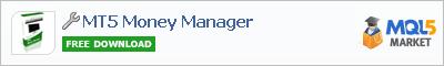 Купить приложение MT5 Money Manager в магазине систем алготрейдинга