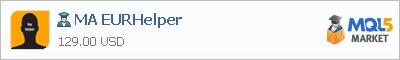 Купить эксперта MA EURHelper в магазине систем алготрейдинга