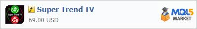 Купить индикатор Super Trend TV в магазине систем алготрейдинга