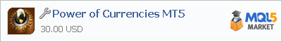 Купить приложение Power of Currencies MT5 в магазине систем алготрейдинга