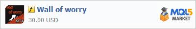 Купить индикатор Wall of worry в магазине систем алготрейдинга