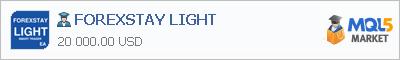 Купить эксперта FOREXSTAY LIGHT в магазине систем алготрейдинга