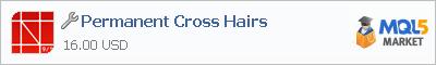 Купить приложение Permanent Cross Hairs в магазине систем алготрейдинга