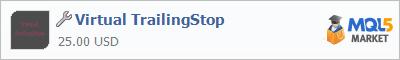 Купить эксперта Virtual TrailingStop в магазине систем алготрейдинга